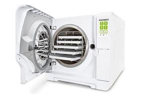 国際規格最高基準「クラスB」の高圧蒸気滅菌器「リサ」